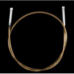 Addi Click Kabel/wire til udskiftelig rundpinde, 120 cm
