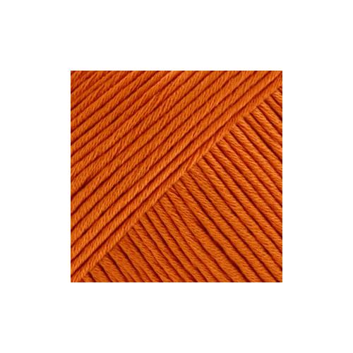 Drops Muskat UNI 49 mørk orange