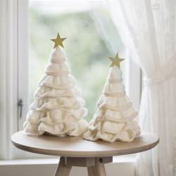 Juletræer - Viking Design 1715-6 kit - Lille+Stor - Viking Baby Ull