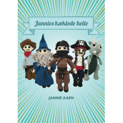 Jannies hæklede helte, Jannie Aaen