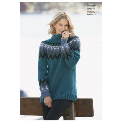 "Image of   ""kathrine"" genser - viking design 1811-9 kit - xs-xxl - viking"