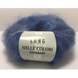 Mille Colori Superkid. Farve 06, blå