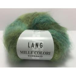 Mille Colori Superkid. Farve 16, grøn