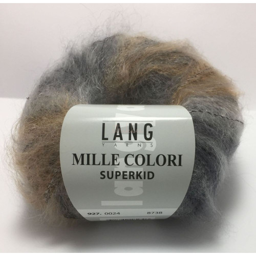 Lang Yarns Mille Colori Superkid WSV
