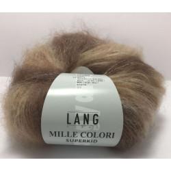 Mille Colori Superkid. Farve 68, brun