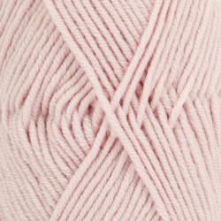 Drops Merino Extra Fine UNI farve 40 støvet rosa
