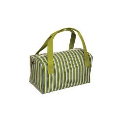 Knitpro Greenery, stof taske til dine hobbyting 28cm x 15cm x 15cm