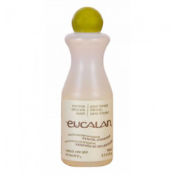 Uldvask Eucalan med lanolin, neutral. 100ml