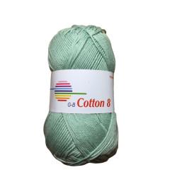 Cotton 8. Farve 1850, mint