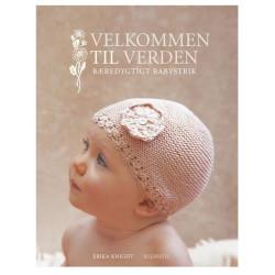 Velkommen til verden, bæredygtig babystrik - Erika Knight bog
