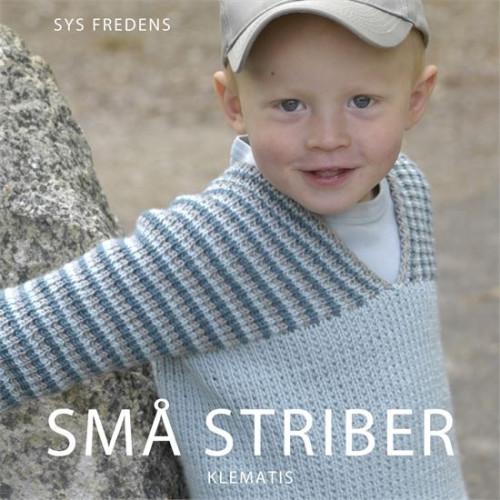 Små striber - Sys Fredens bog