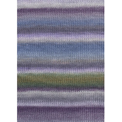 Lang Yarns Mille Colori Baby, farve 107