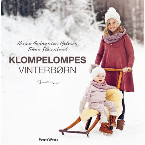 Klompelompe vinterbørn (dansk) af Hanne Andreassen Hjelmås & Torunn Steinsland
