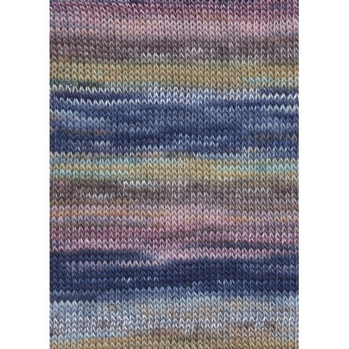 Lang Yarns Dipinto, Farve 06, blå/lilla