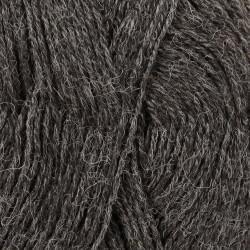 Drops Alpaca MIX farve 506 mørkegrå