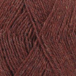 Drops Alpaca MIX farve 5565 vinrød