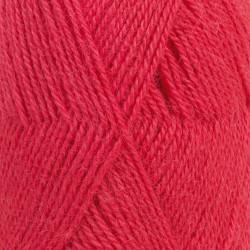 Drops Alpaca UNI farve 2922 hindbær