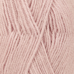 Drops Alpaca UNI farve 3112 støvet rosa