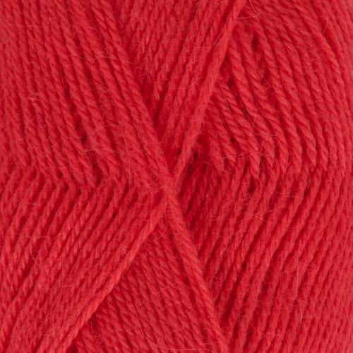 Drops Alpaca UNI farve 3620 rød