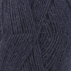 Drops Alpaca UNI farve 5575 marineblå