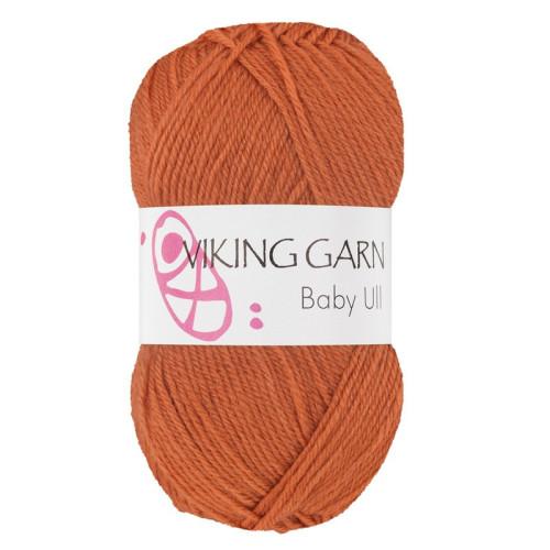 Viking Baby ull 344 rust