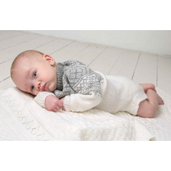 Body - Viking Design 1305-11 Kit - 1-24 Mdr. - Viking Baby Ull