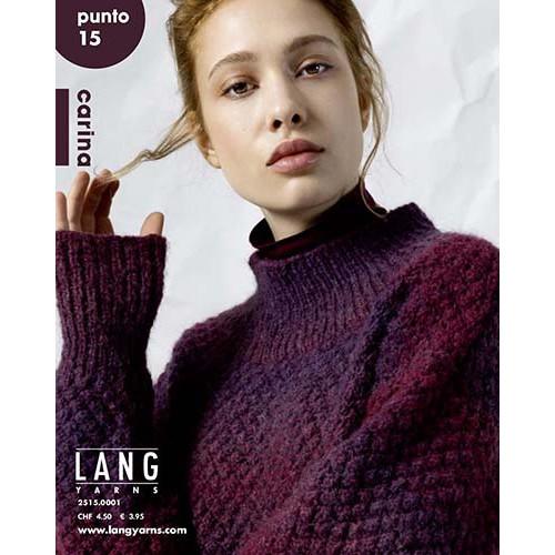 Catalogue Punto 15 Carina Lang Yarns