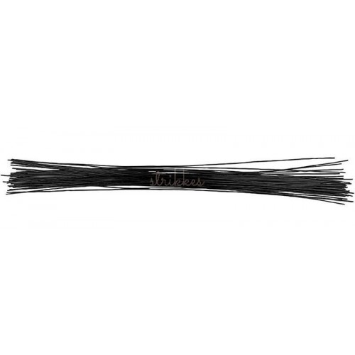 Trådstænger 1,4 mm, 50 cm, pk med 10 tråde