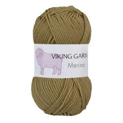 Viking Merino. Farve 833 Oliven