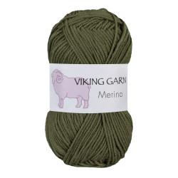 Viking Merino. Farve 835 Grøn