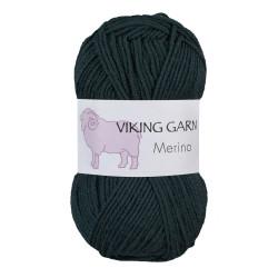Viking Merino. Farve 838 Flaskegrøn