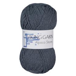 Viking Alpaca Storm 527 jeansblå