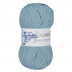 Viking Alpaca Storm 522 blå