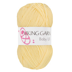 Viking Baby ull 342 gul