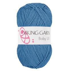 Viking Baby ull 323 blå