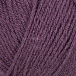 Viking Baby ull 378 støvet lilla