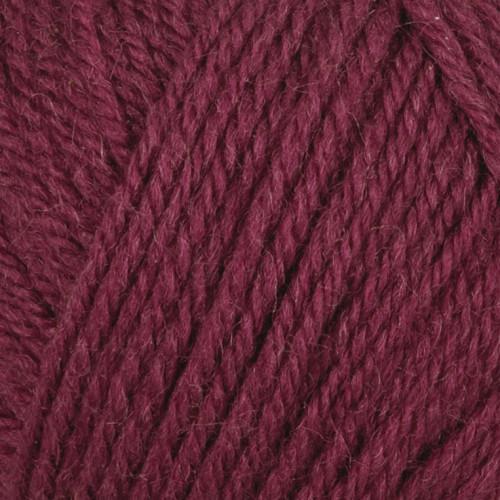 Viking Baby ull 372 burgunder