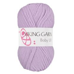 Viking Baby ull 377 lys lilla