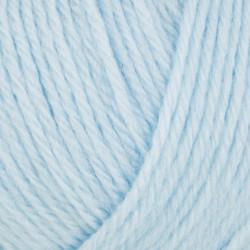 Viking Baby ull 320 lys blå