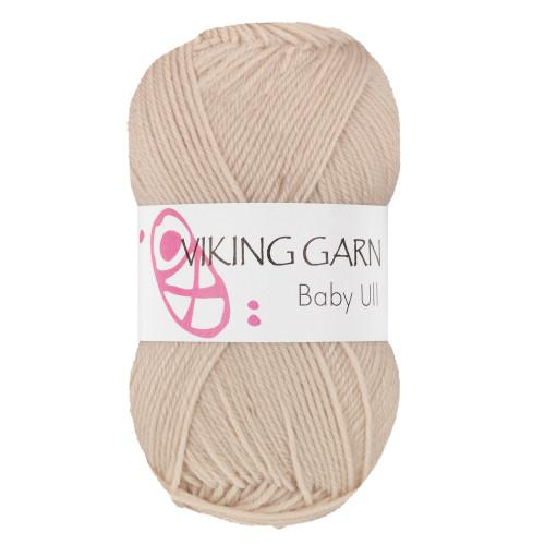 Viking Baby ull 306 lys beige