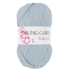 Viking Baby ull 321 lys himmelblå
