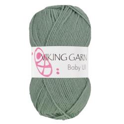 Viking Baby ull 338 Grøn