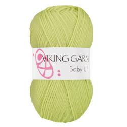 Viking Baby ull 331 lysegrøn