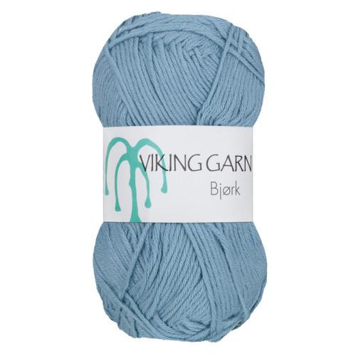 Viking Bjørk, farve 522 mellemblå