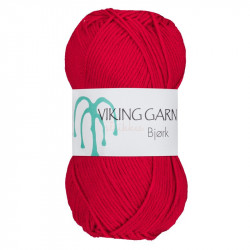 Viking Bjørk, farve 550 rød