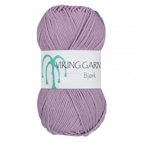 Viking Bjørk, farve 567 lys lilla