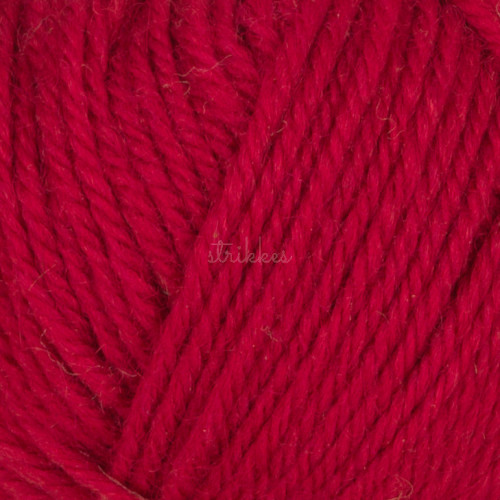 Viking Frøya. Farve 209, Mørk rød