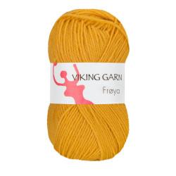 Viking Frøya. Farve 240, Gul