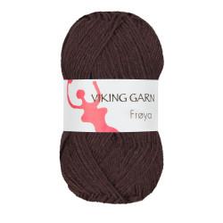 Viking Frøya. Farve 255, Mørk brun