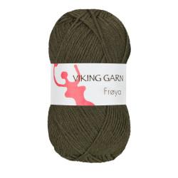 Viking Frøya. Farve 256, Grøn